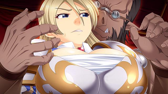 【独占】 恥辱の女騎士「オークの出来そこないである貴様なんかに、この私が……!!」