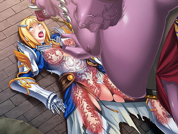 聖騎士セルシア 〜悪辣たる姫君〜