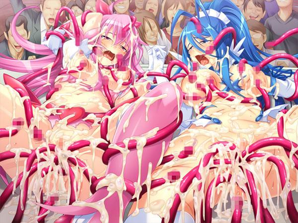【期間限定】【リリス15周年記念】全5タイトル!魔法少女フェアリーナイツを含む魔法少女限定セット