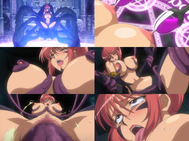 Tentacle and Witches~��3�b �A�C�[��=�t�@�E�X�g���~