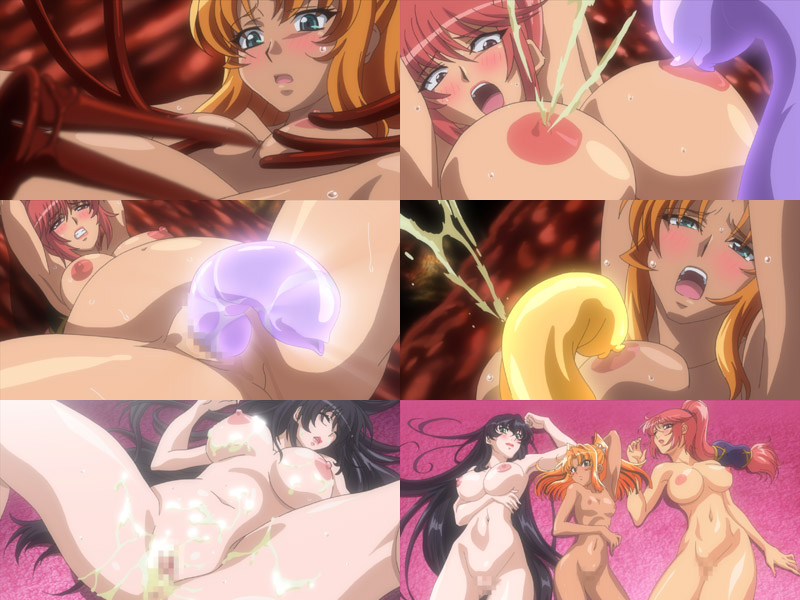 Tentacle and Witches~��4�b ���A�n�[����END�ł�~