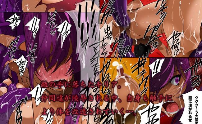 エルフ狩り〜第四幕 受胎告知〜