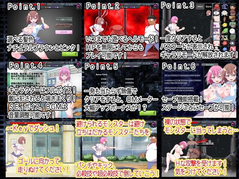 �I���K�t�@�C�^�[ ERO Flash Action GAME