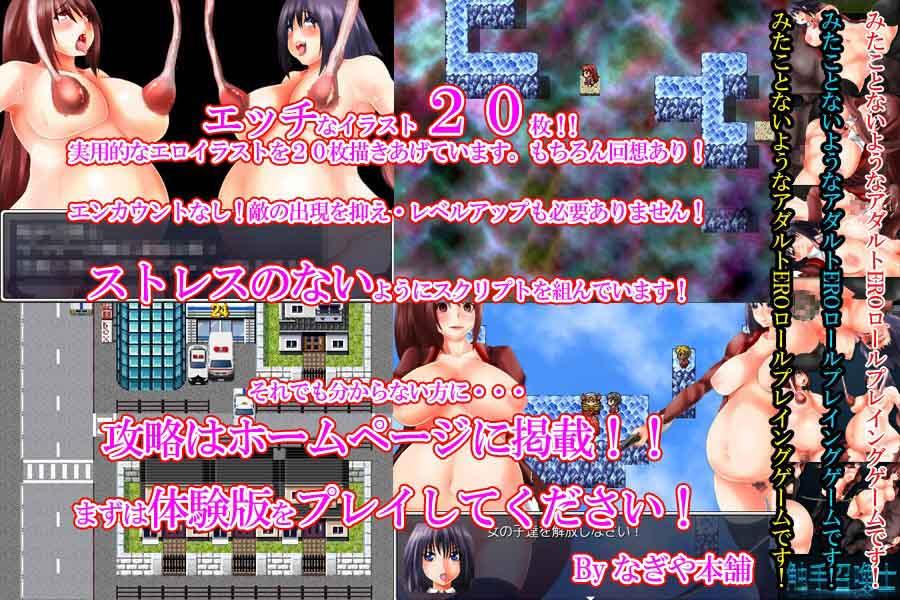 触手召喚士〜姉妹凌辱チェイス・秘密の依頼〜