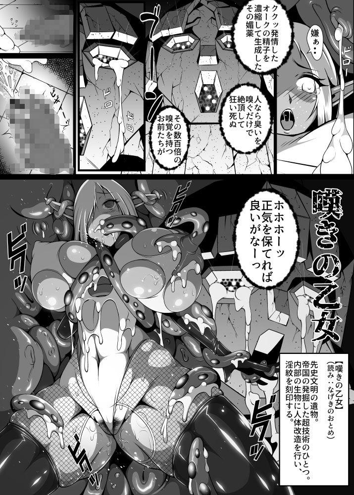 淫紋悪堕ちノ姫騎士団