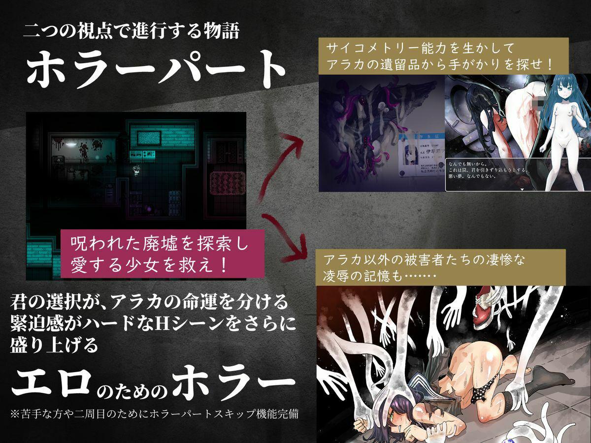淫界人柱アラカ〜●●退魔師ホラー探索RPG〜