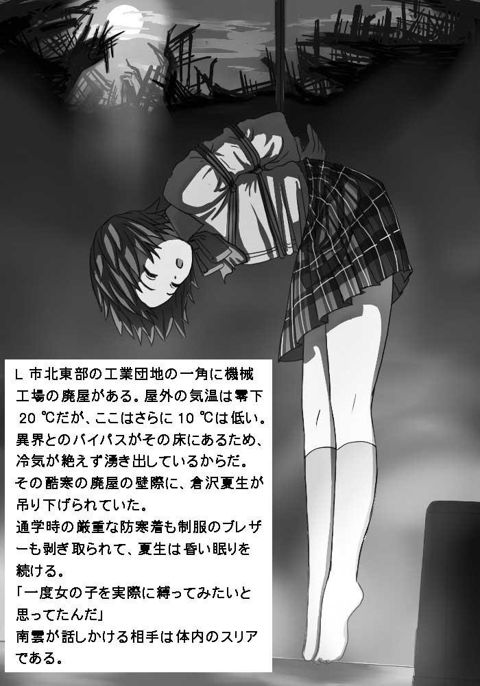 魔法少女レイナ2〜夏生散る〜