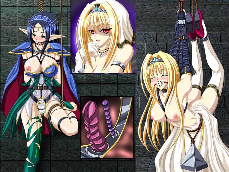 奴隷姫剣士アリス4〜淫獄の花嫁〜