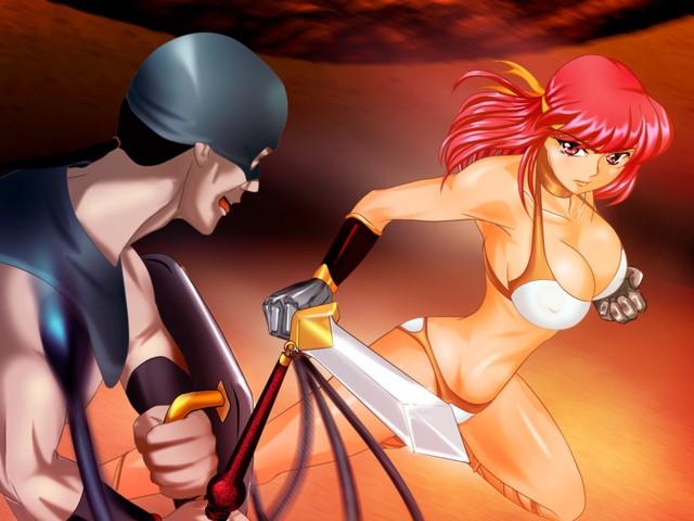 雷の戦士ラ○ディ 剣士の淫熱