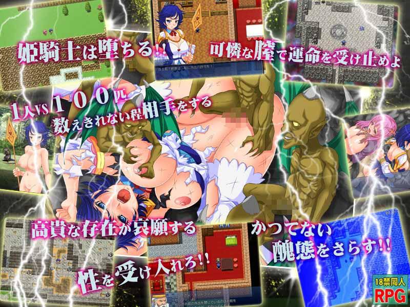 悲虐の姫騎士セルフィ〜闘姫(バトルクイーン)への道〜