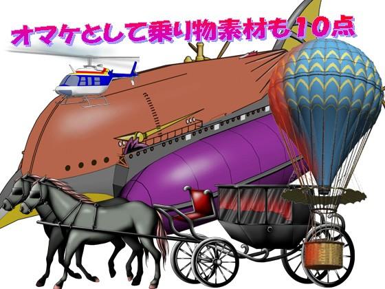 【もんむすめ】鑑賞用 & エロゲーム素材