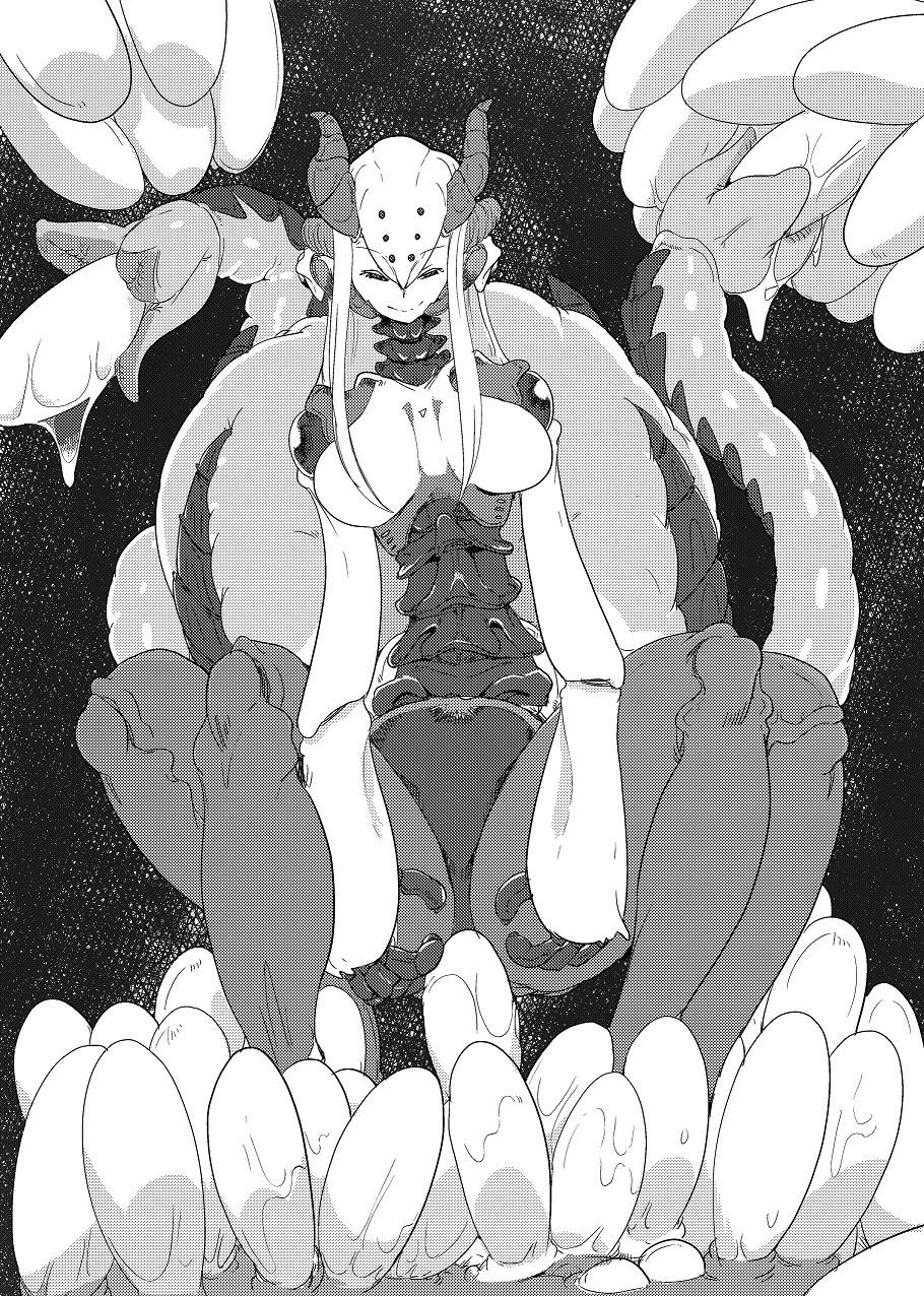 人外コレクション第5号「産卵」