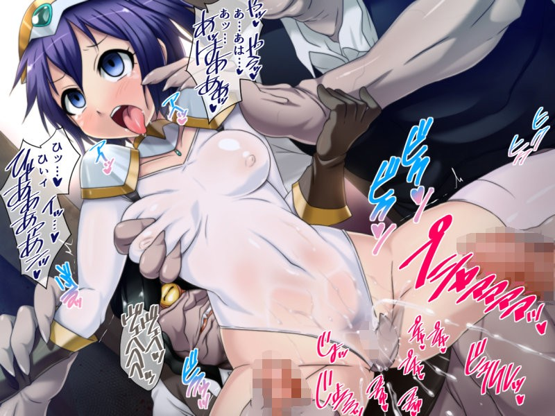 純白レオタード騎士団シルフィード『風の刃』編