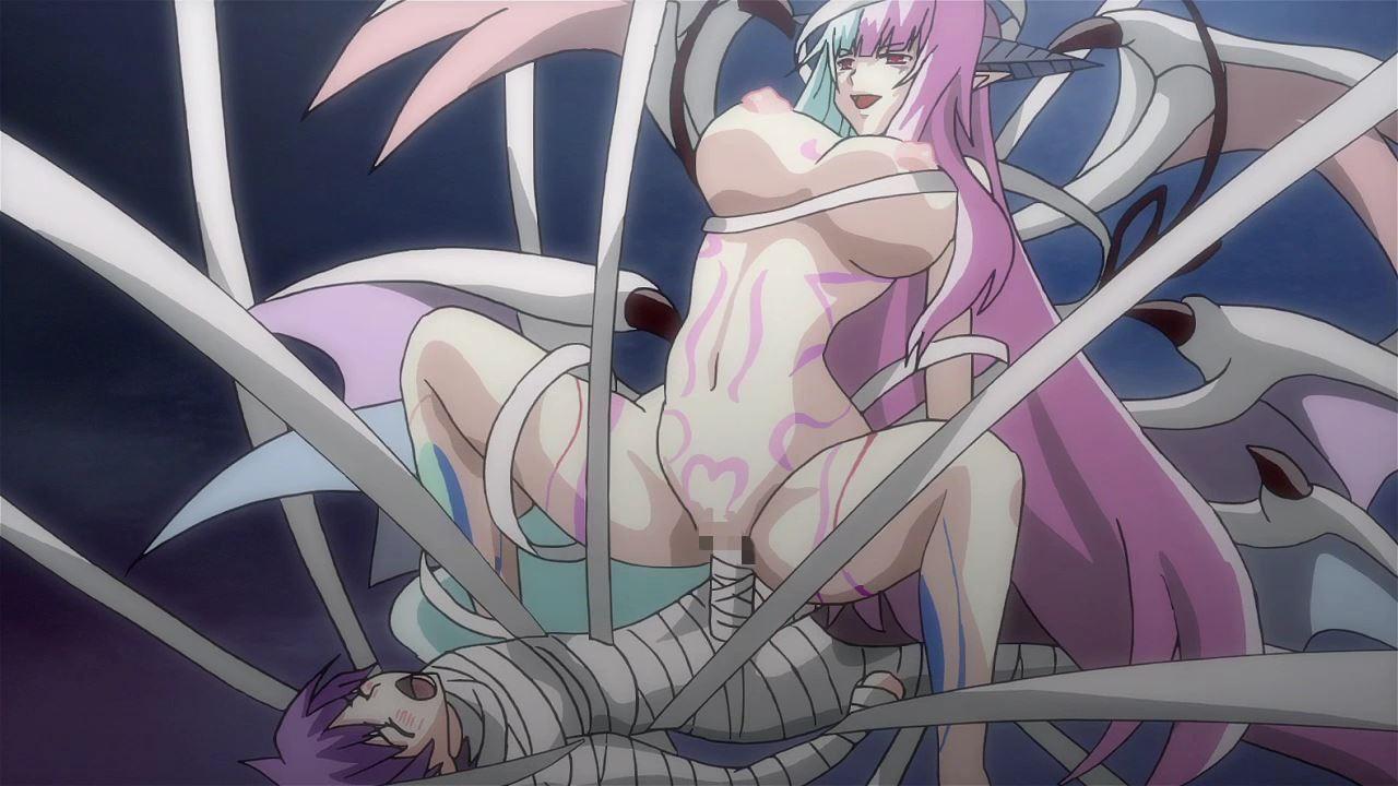 もんむす・くえすと #2「魅凪・バビロンの大淫婦」