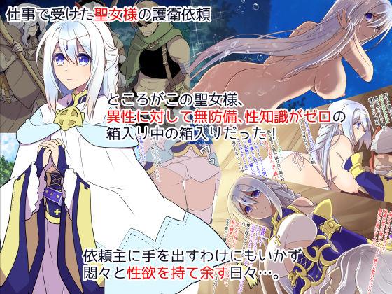 聖女様と冒険者共の×日間 〜性知識ゼロの聖女に性欲を持て余す旅〜