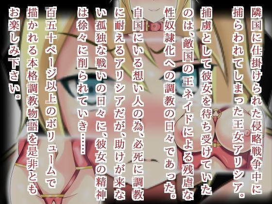姫王アリシア〜捕縛 そして調教へ〜