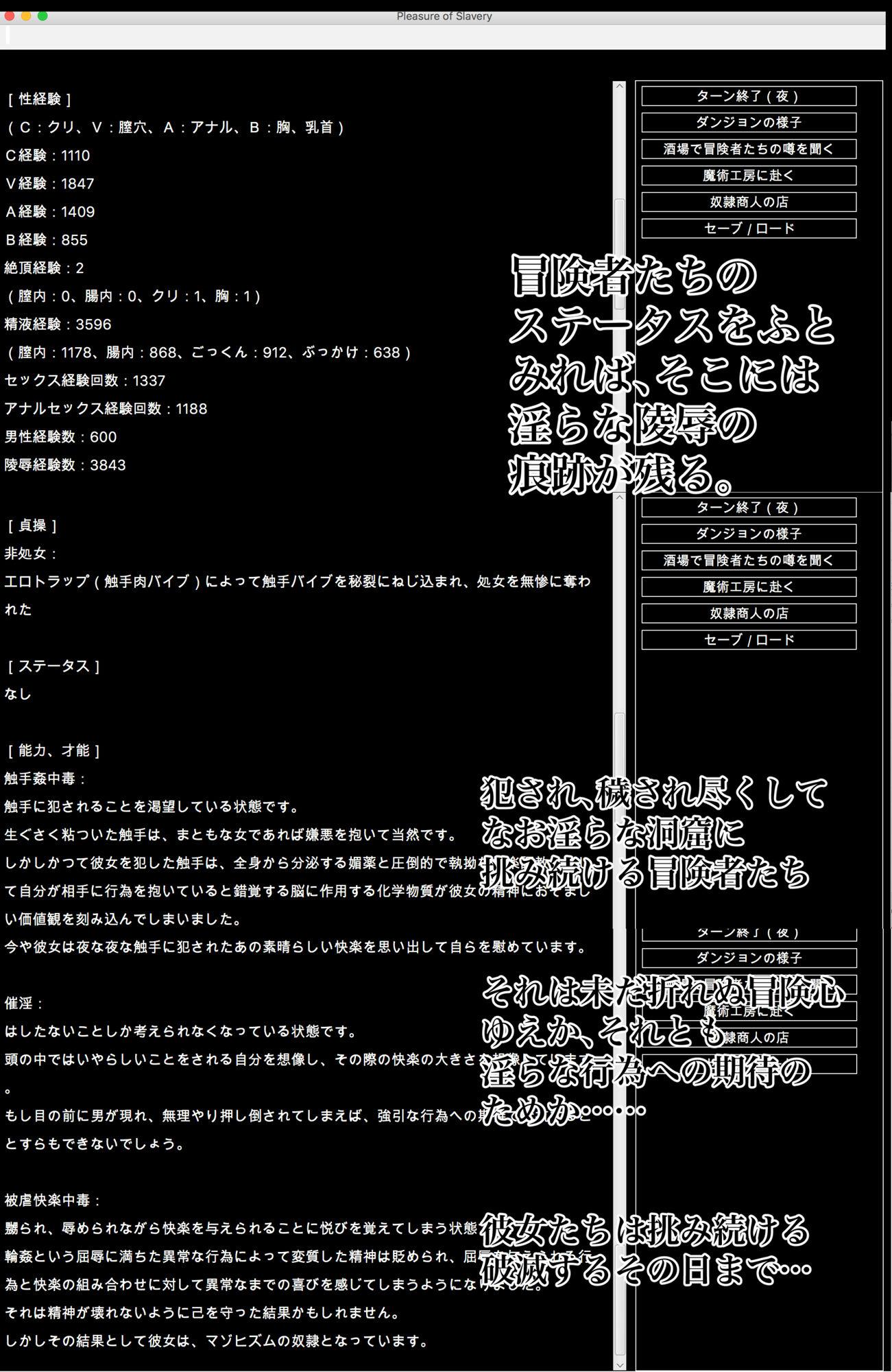 幻想エロトラップダンジョン敗北陵辱冒険記4