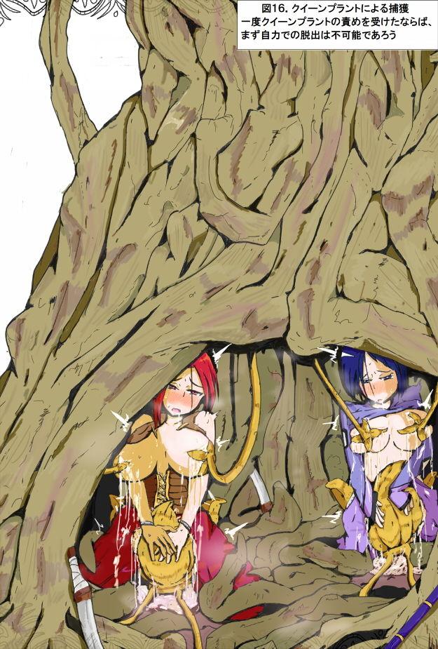 エロトラップにおける魔物の利用と生態研究の手引き