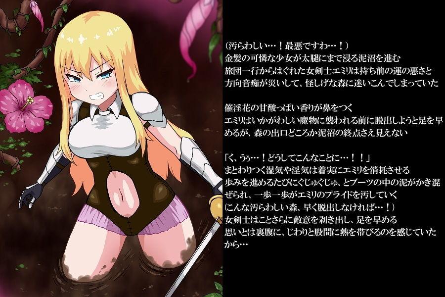 女剣士は あやしいもり に迷ってしまった。II